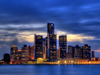 Detroit, The Branding of a Bankrupt City